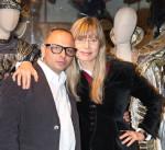 Antonia Sautter and Leonardo V