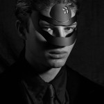 Photography Leonardo V, Total Look Dior, Mask by Andreas Eberharter