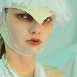 Photography Leonardo V, White Dress by Flavia Cavalcanti Couture, Hat by Leonardo V Archive