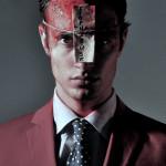 Photography Leonardo V, Red Jacket by Dolce & Gabbana, White Shirt by Tom Ford, Ties by Nastri e Cavalli
