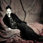 Photography Leonardo V, Amen Couture, Shoes by Caovilla