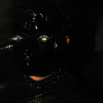 Photography Leonardo V, Swarovski Mask hand made by Leonardo V