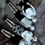 Photography Leonardo V, All Dress by Tom Rebl, Shoes by Pura Lopez