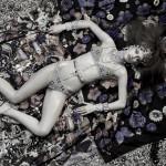 Photography Leonardo V, Swimwear and Accessories by Marta de Martini, Shoes by Caovilla