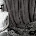 Photography Leonardo V, White Dress by Roberto Musso