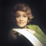 Marlene Dietrich; Photography by Douglas Kirkland