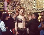 "Nicole Kidman on the set of "" Moulin Rouge""; Photography by Douglas Kirkland"
