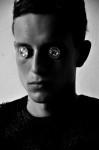 Photography Leonardo V, Tom Rebl total look ,Swarovski eyes by Swarovski