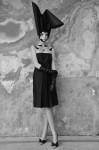 Photography Leonardo V, 50's vintage dress by Jacques Heim