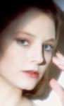 Jodi Foster; Photography by Douglas Kirkland