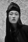 Total Look Tom Rebl; Hat by Zena, Photography Leonardo V