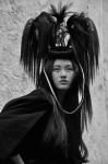 Total Look Tom Rebl; Hat by Zena; Photography Leonardo V