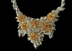 Diamond Necklace by Gianmaria Buccellati; Photography Leonardo V