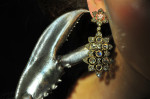 Diamond Earings by Giammaria Buccellati; Photography Leonardo V