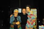 Rosita Missoni, Leonardo Vecchiarelli. Anna Cleveland; Photography Leonardo V