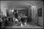 Francesca Cataldi, artista, 1993; Photographer Riccardo Pieroni