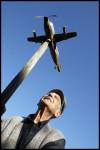 Toni Bottan (Nonno Toni), bracciante agricolo costruttore di giochi, 2008; Photographer Riccardo Pieroni