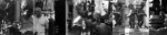 Festa de noantri in Trastevere, Roma, 197902_02.  MENT IRE . Viaggio nell'archivio urbano,1996, cm 78x780 (72 fotografie cm 24x30,5); Photographer Riccardo Pieroni