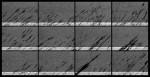 Spighe al vento su Viale dei Tre Denari, 30.5.2014, ore 17:23, cm 98x190 (12 fotografie                  cm 30x45); Photographer Riccardo Pieroni