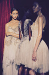 All dress Couture by Ann Wiberg; Photography Leonardo Vecchiarelli