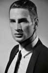 Total look Valentino; Photography Leonardo Vecchiarelli