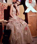 Total look Luisa Beccaria; Photography Leonardo V