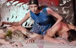 Total look by Luisa Beccaria; Photography Leonardo V