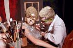 Beauty & head Piece by Letizia Maestri; Photography Leonardo V
