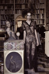 Total look - Vintage by Moscova libri e robe; Photography Leonardo V
