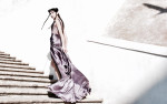 Total look Haute Couture Jamal Taslaq; Photography Leonardo V