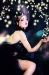 Couture dress by Filippo Laterza. handcup fenix archive; Photography Leonardo V